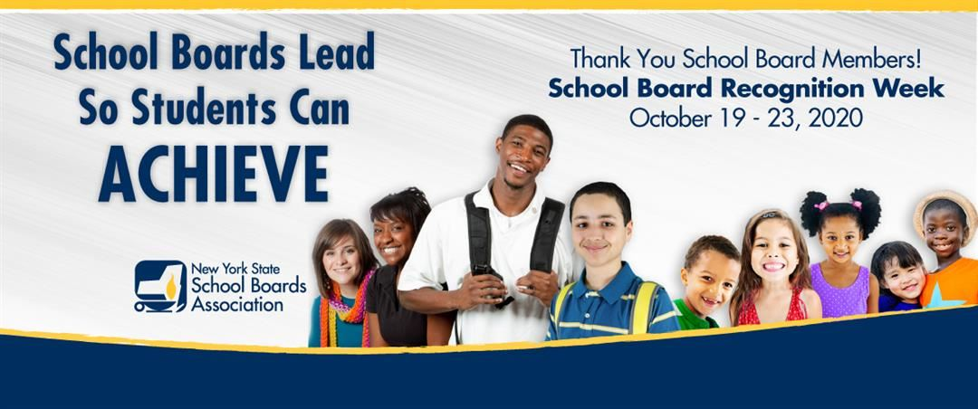 Thank you SVCS Board of Education Members!