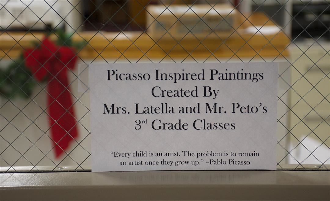 Picasso Sign