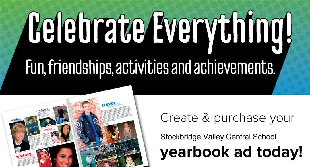 Families: Yearbook Ads
